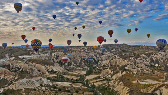 Des vacances réussies en Turquie