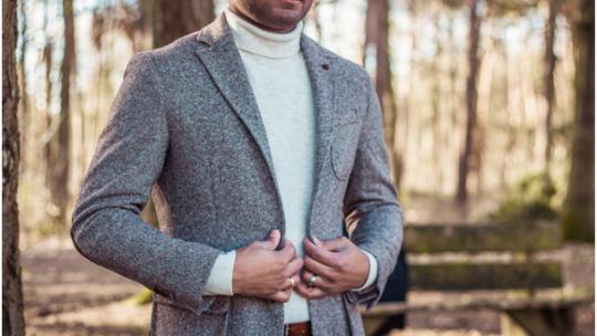 Mode pour homme : comment porter le col roulé ?
