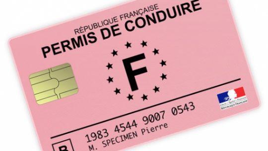 Récupération de points du permis de conduire