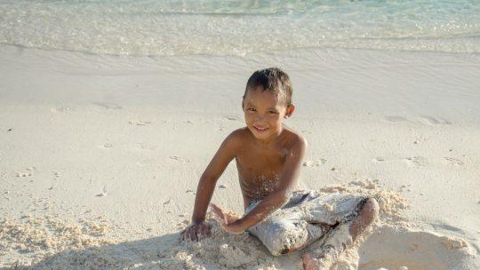Les activités à faire avec les enfants durant les vacances en Polynésie française